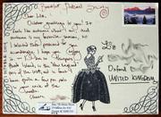 Benevolent postcard society October
