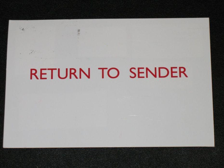 Incoming Mail-Art Ruud Janssen