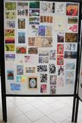Greek Mail Artists2 display