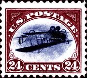 1918 Inverted Jenny