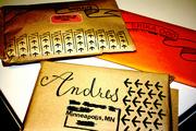 Crafty Mail Things I Make!