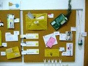 Panel. Mail Art