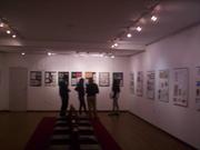5º Muestra de Arte Correo de la cidad de Maldonado (Casa de la Cultura de la ciudad de Rocha)