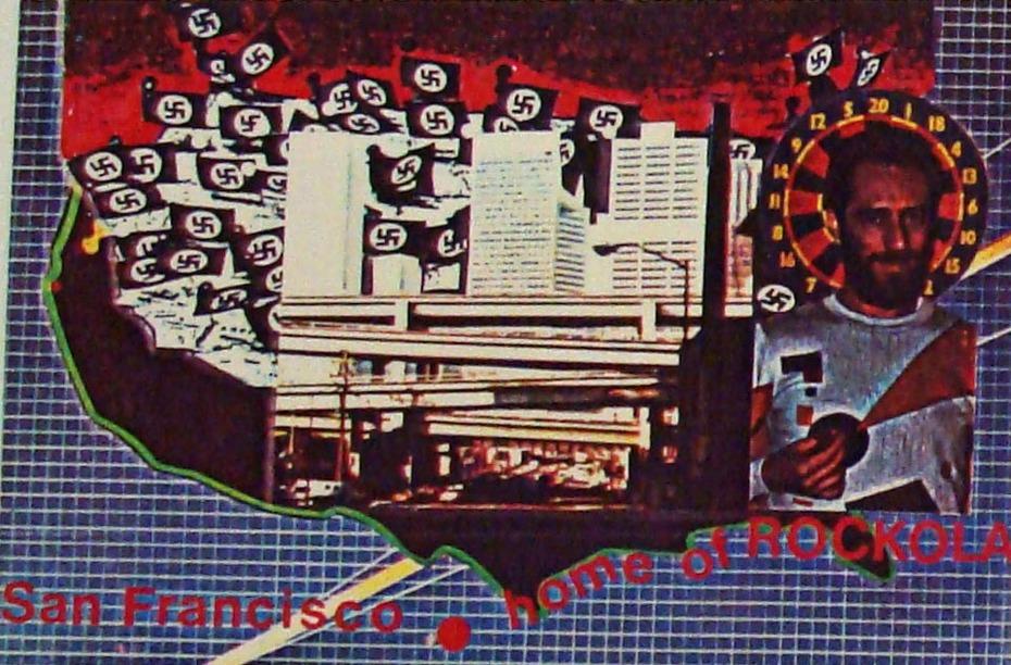 rockola san francisco 1982