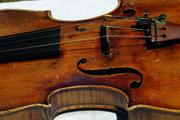 Mom's violin