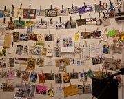 Ur Toy Story mail art @ artpool gallery