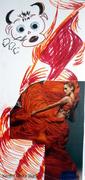 Xanthi Ghika Iliadi. Mail Art Project, Segovia Spain