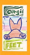 Mail-art by Snooky the Mail-Art Dog (Wisconsin, USA)
