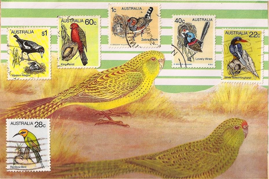 Sent Card-Official-Handmade-AU-26909