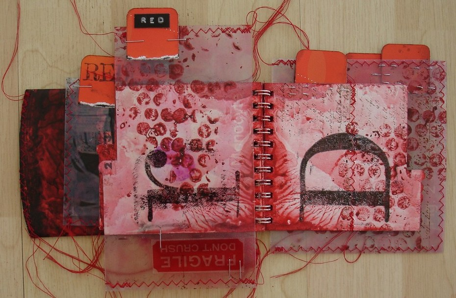 Blood Red Blood Lauriana Glenny