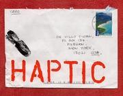 Mail-art by Helen Amyes (York, Australia)