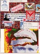 Katerina Nikoltsou in mail-art show catalog by Grigori Antonin (Minnesota, USA)