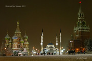 Red Square, Moscow, Islam