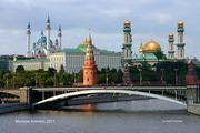 """The Kremlin, Moscow, mosque - Islam"""
