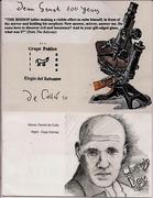 Mail-art catalog by Grigori Antonin (Minnesota, USA)