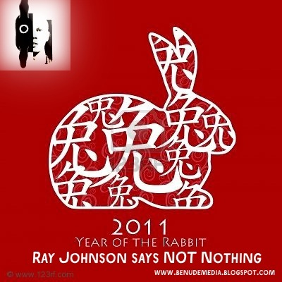 Ray Johnson Says NOT NOTHING - 2011