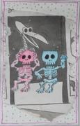 Skelaton kids.