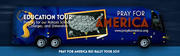 Pray 4 America Bus Tour
