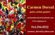 carmen doreal business card