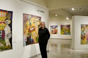 Kay in Gallery
