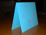 all the things that love you card no.4