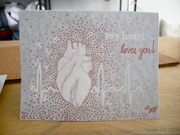 all the things that love you card no.1