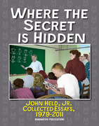 WHERE THE SECRET IS HIDDEN PROMO POSTCARD