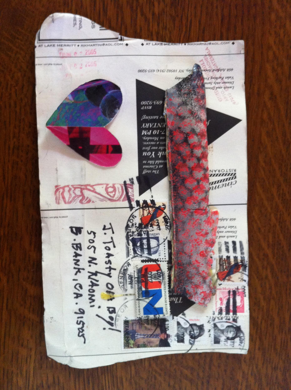 Guido B Mail Art