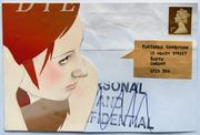 Studio B Postcard Exhibition Submission