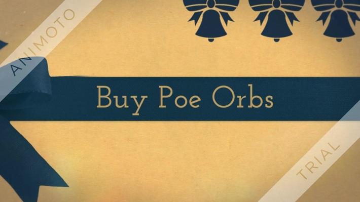 Poe Orbs