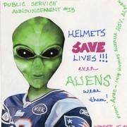 Helmets Save Lives~B