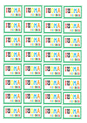 IUOMA Stamp