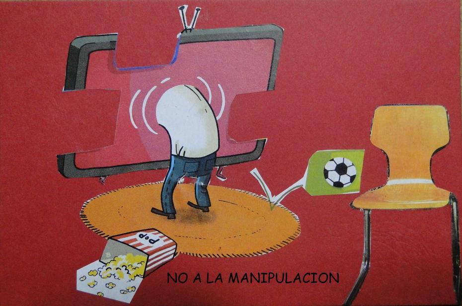 no a la manipulacion