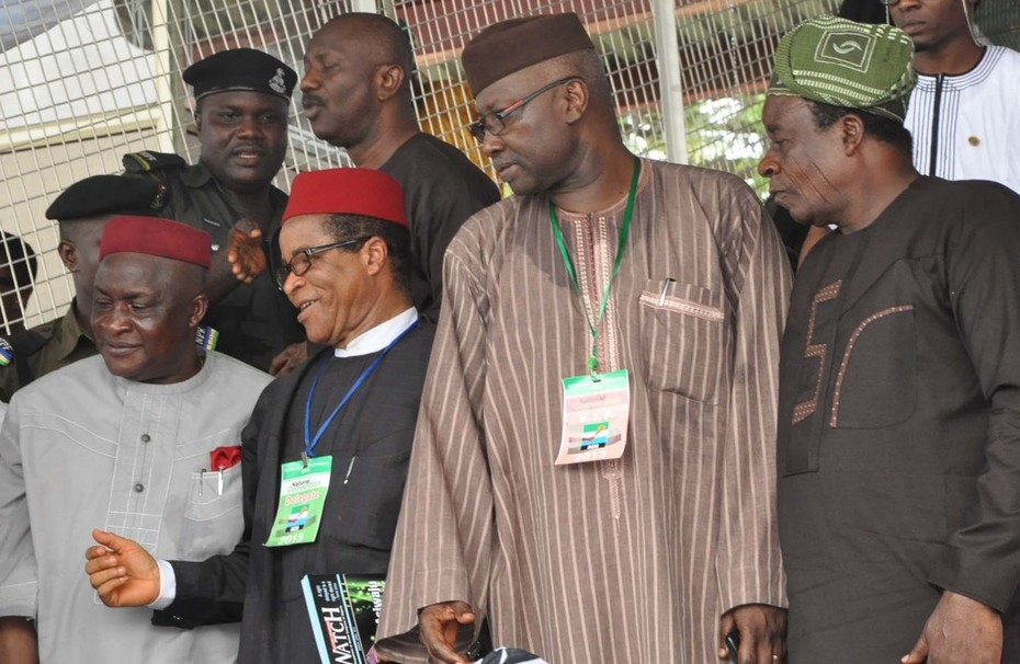 ACN National Convention in Lagos state- 15