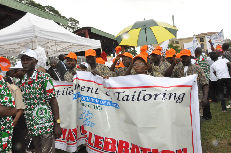 2013 Workers Day Commemoration in Lagos state- 20