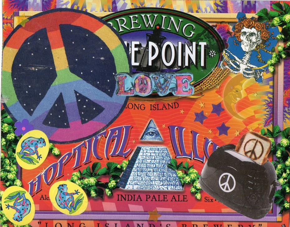 Hippie Dippy~Connie Jean