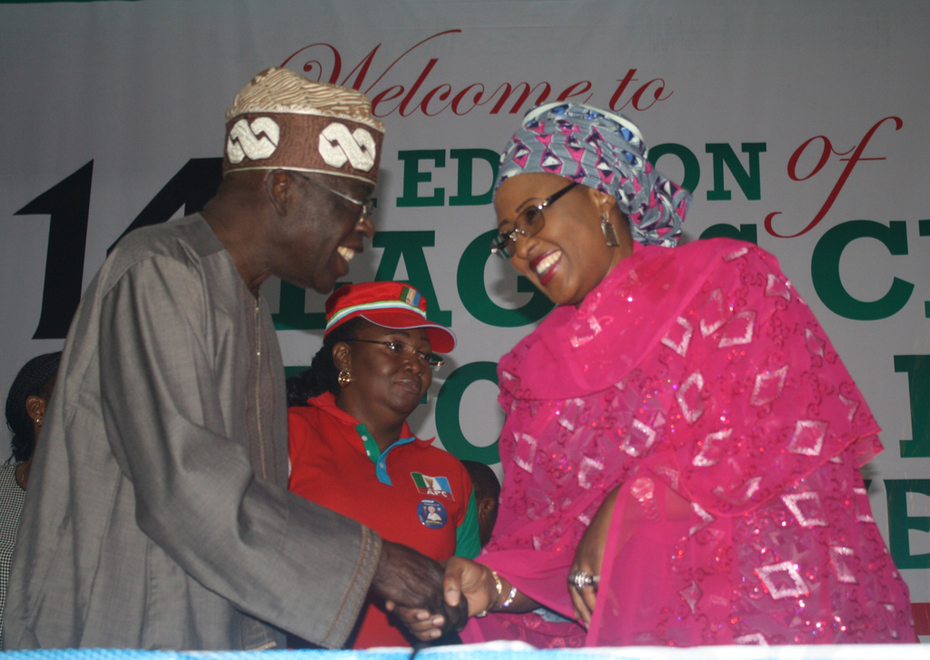 Sen Oluremi Tinubu Book Launch & Town Hall Meeting 10