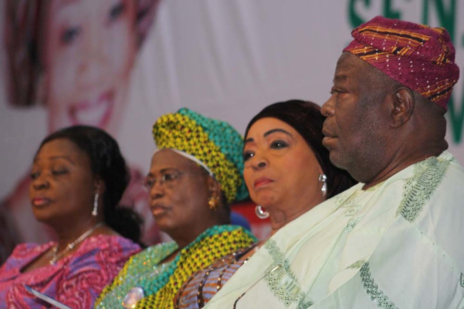 Sen Oluremi Tinubu Book Launch & Town Hall Meeting 11