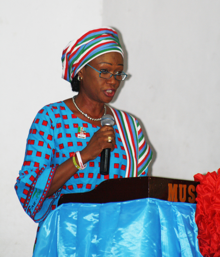 Sen Oluremi Tinubu Book Launch & Town Hall Meeting 9