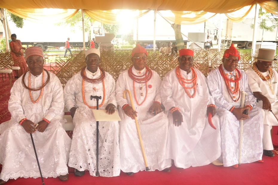 The Coronation of the Oba of Benin
