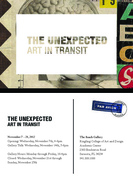 The Unexpected: Art In Transit