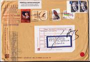 undelivered to Tulio Restrepo a, Colombia 2012