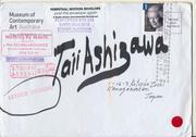 undelivered to Taii Ashizawa, Ginza 2012