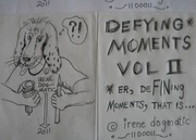 Defying Moments, Zine 2011