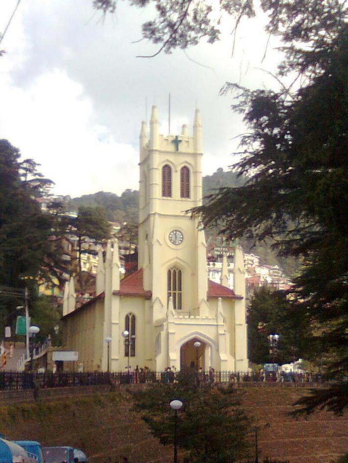 The Church of Simla