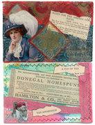 "4""x6"" Mixed media Mail Art Postcards"