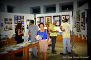 1st Triennale of International Colours Gallery - 25years Mail Art - ETOLIKO, GREECE - 16-18 August 2013