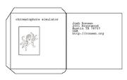 Chromatophore test box
