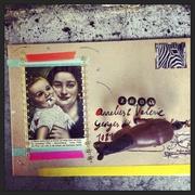 Outgoing MailArt April-September 2013