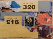 Envelope - back